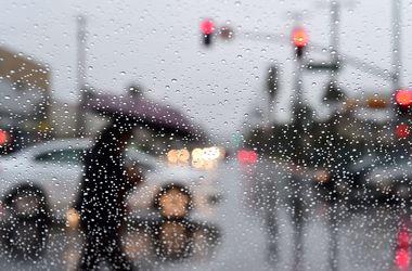 Завтра Украину накроют дожди
