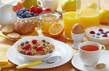 Названо лучшее время для завтрака