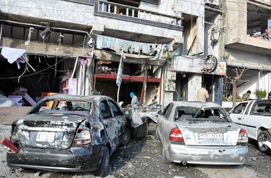 Террорист-смертник подорвался около школы в сирийском Хомсе