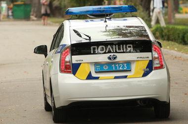 В Киеве пьяный водитель сбил пешехода и пытался удрать от полиции
