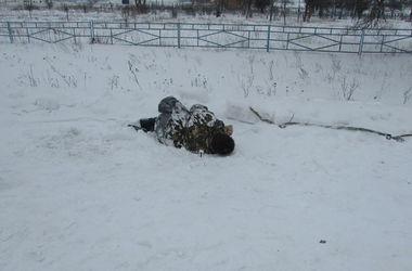В Полтавской области на улице нашли замерзшего насмерть мужчину