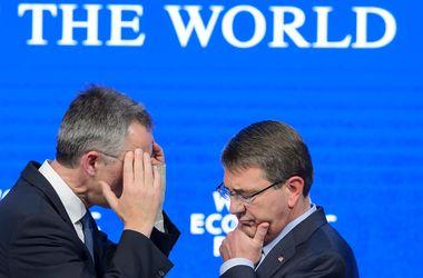 Россия хочет изменить границы в Европе - генсек НАТО