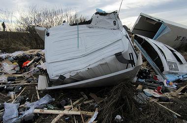 На Прикарпатье в ДТП при загадочных обстоятельствах погиб иностранец