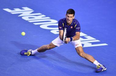 Новак Джокович стал первым финалистом Australian Open