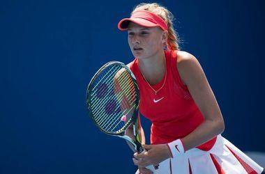 Финальный матч с участием украинской пары на юношеском Australian Open перенесли из-за погоды