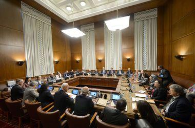 Сирийские мирные переговоры начались в Женеве