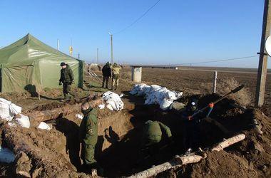 Блокада Крыма переходит на новый уровень