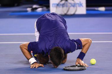 Новак Джокович в шестой раз стал победителем Australian Open