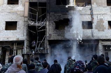 Теракты в Дамаске: число жертв кровавых взрывов выросло
