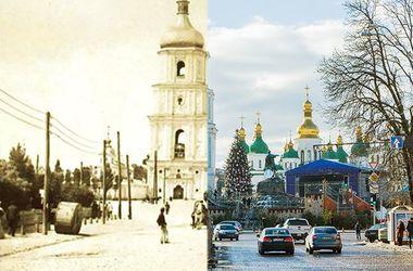 Старый и новый Киев: как город поменялся за столетие