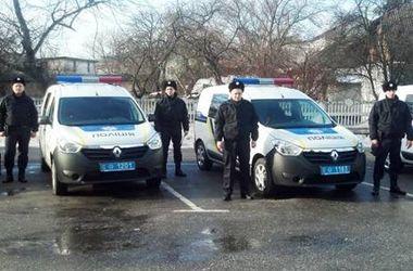 В Киевской области появилась полиция быстрого реагирования