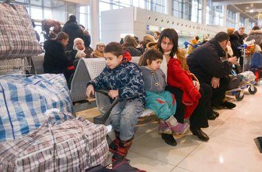 В Украине зарегистрировано более 1,7 млн переселенцев - Минсоцполитики