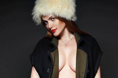 Слава из НеАнгелов снялась в клипе на пятом месяце беременности (видео)