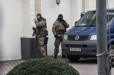Хищение 220 млн: СБУ обыскала Шахский дворец в центре Одессы