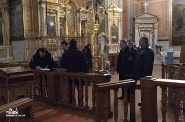 В Одесской области массово обворовывают храмы