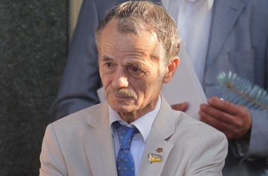 В Крыму пытались задержать внука Джемилева