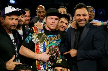Лучший боксер мира вне зависимости от веса Сауль Альварес встретится с Амиром Ханом