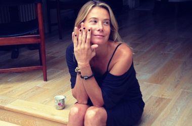 Юлия Высоцкая призналась, что бритая голова доставляет ей дискомфорт
