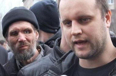 Боевики пообещали переломать ноги Губареву