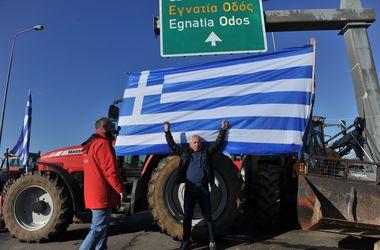 Все греки не выйдут на работу из-за пенсионной реформы