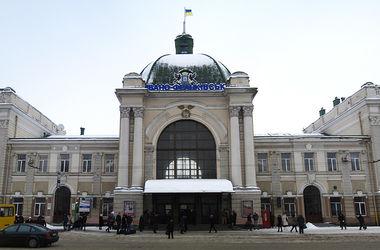 В Ивано-Франковске пригорозили  взорвать вокзал и несколько банков