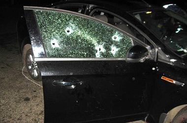 В Днепропетровской области обстреляли машину бизнесмена