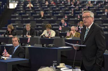 Брюссель пытается остановить Великобританию от выхода из ЕС