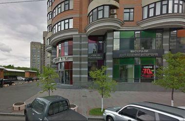 В офисе в центре Киева взорвался цветочный вазон