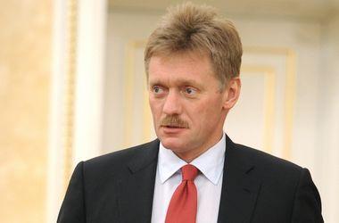 Песков прокомментировал желание Ди Каприо сыграть Путина