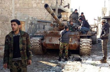 Войска Сирии при поддержке солдат РФ прорвали блокаду вблизи Алеппо