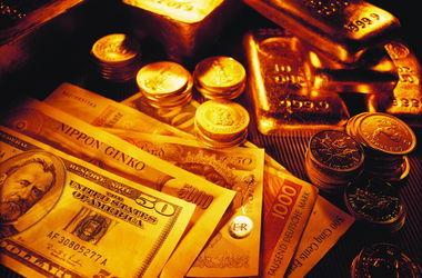 Золотовалютные резервы Украины выросли до $13,4 миллиарда