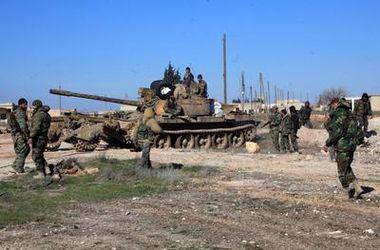 Армия Асада начала штурм поселения Осман в Сирии