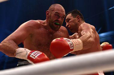 Тайсон Фьюри отказался боксировать с Кличко на круизном лайнере для 120 богачей