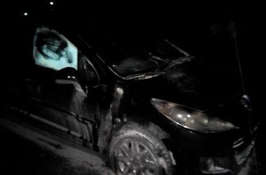 На Закарпатье сожгли машину депутата