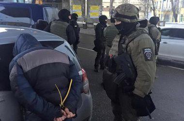 В Киеве поймали две банды угонщиков