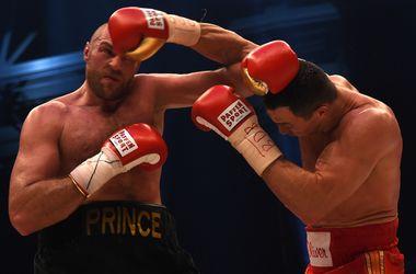 Тайсон Фьюри пока не принял решения по поводу реванша с Кличко