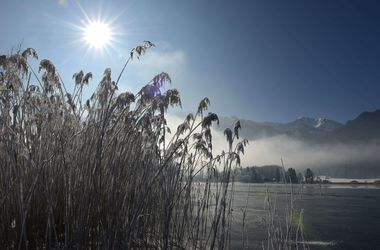 Погода на завтра: в Украине и не тепло, и не холодно