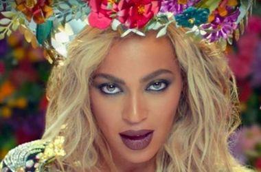 Бейонсе в образе сексуальной дивы снялась в новом клипе Coldplay