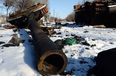 В боях за Дебальцево погибли 136 украинских военных – Генштаб