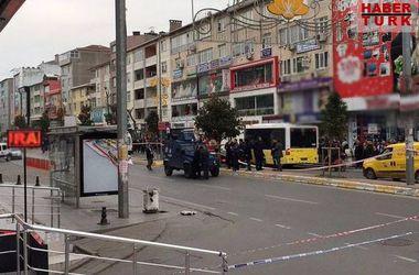 В Стамбуле раздался мощный взрыв