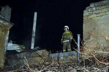 В центре Одессы горел жилой дом