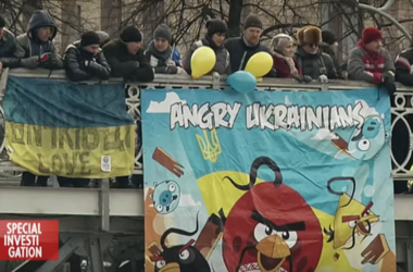 """Youtube удалил переведенный на русский язык лже-фильм о Майдане """"Украина. Маски революции"""""""