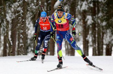 Спринт на Кубке мира по биатлону в Канаде выиграл Мартен Фуркад