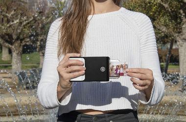 Французы придумали чехол для смартфона, который распечатывает фото