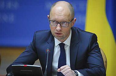 Яценюк поставил Верховной Раде жесткий ультиматум