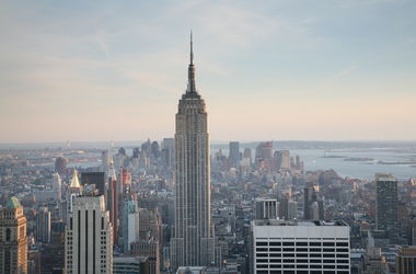 <p>Небоскреб Empire State Building. Фото:</p>