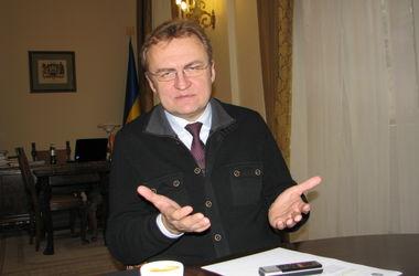 Мэра Львова Андрея Садового снова угрожали убить