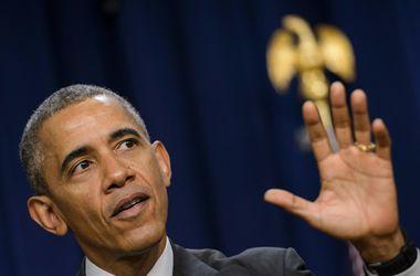 """Обама констатировал """"вялость"""" мировой экономики"""