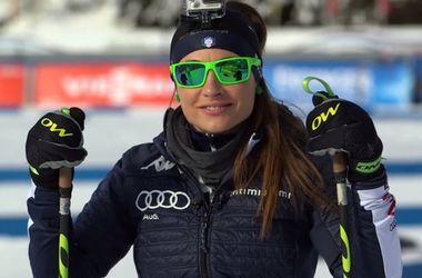 Итальянка Доротея Вирер выиграла масс-старт Кубка мира