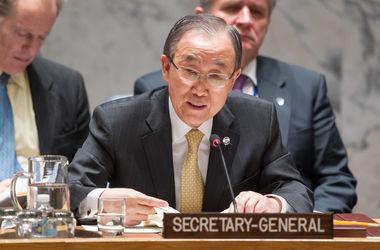 Мирные переговоры по Сирии сорвались из-за авиаударов РФ - Пан Ги Мун